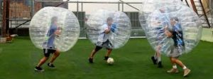 Book Your Bubble Ball Party Today!