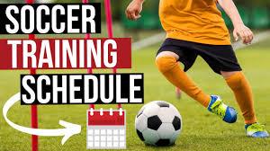 Spring Soccer Schedule